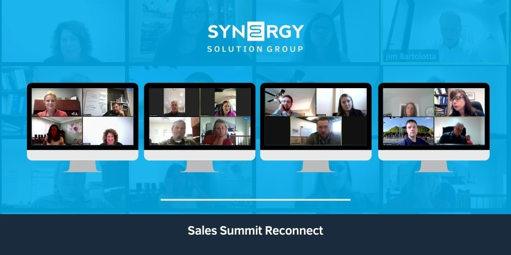 Synergy Hosts Sales Summit Reconnect