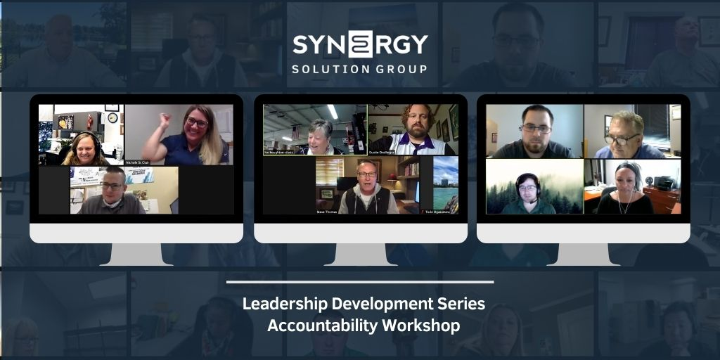 Synergy Hosts Accountability Workshop