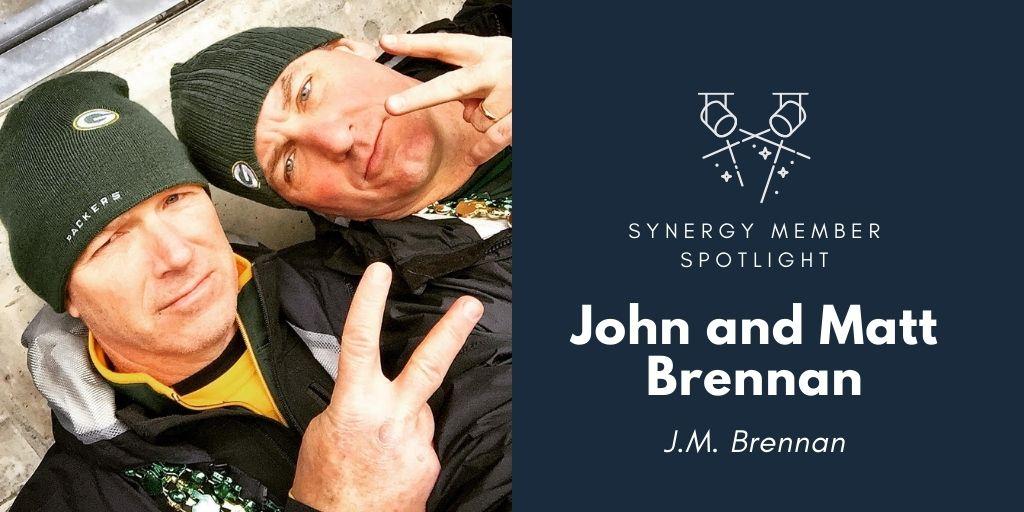 Synergy Spotlight | J.M. Brennan
